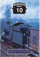 Marsden Rail Series Great Central Pt.1 Sheffield to Nottingham DVD