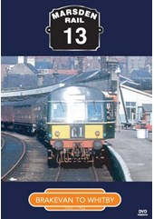 Marsden Rail Series Brakevan to Whitby DVD