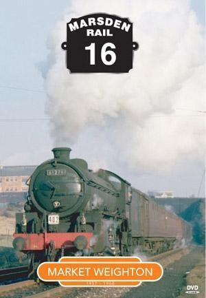 Marsden Rail Series Market Weighton DVD