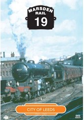 Marsden Rail Series City of Leeds DVD
