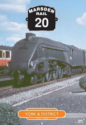 Marsden Rail Series York & District  DVD