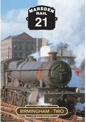 Marsden Rail SeriesBirmingham & West Midlands Part 2 DVD