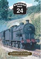 Marsden Rail Series Over the Somerset & Dorset DVD