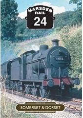 Marsden Rail Series Over the Somerset & Dorset DVD