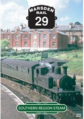 Marsden Rail Series Southern Region Steam Part 2 DVD