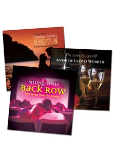 Movie and Show Themes CD Bundle Offer