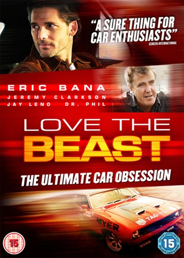 Love the Beast DVD - click to enlarge