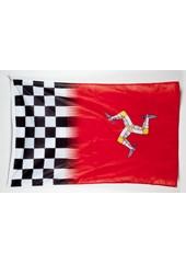 Motorsport 3 Legs Flag