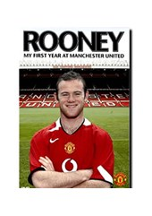Wayne Rooney - My First Year at Manchester United DVD