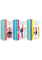 Fitness Over 50s 3 x Triple DVDs Sets
