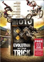 Moto X Evolution of Trick DVD
