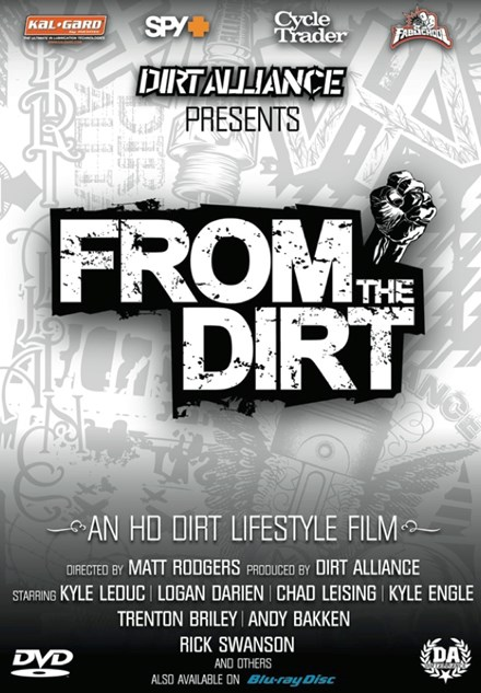 From the Dirt DVD