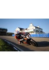 Steve Plater Creg Ny Baa Superbike Practice TT 2009