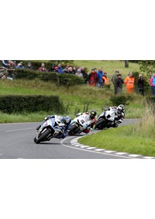Hutchinson, Anstey and Dunlop Quarry Bends Ulster 2016