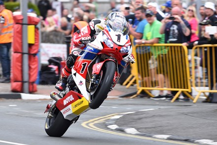 John McGuinness, TT 2016 - click to enlarge