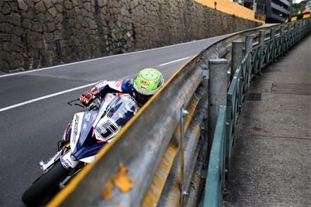 Gary Johnson Macau Grand Prix 2015