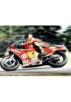 Graeme Crosby Donington 1981