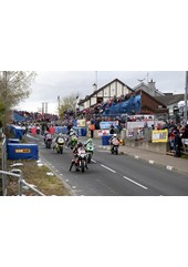 Cookstown 100 Feature Race start 2016