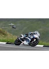 Michael Dunlop over the Mountain TT 2018 Print