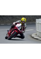 Joey on his way to final TT Victory