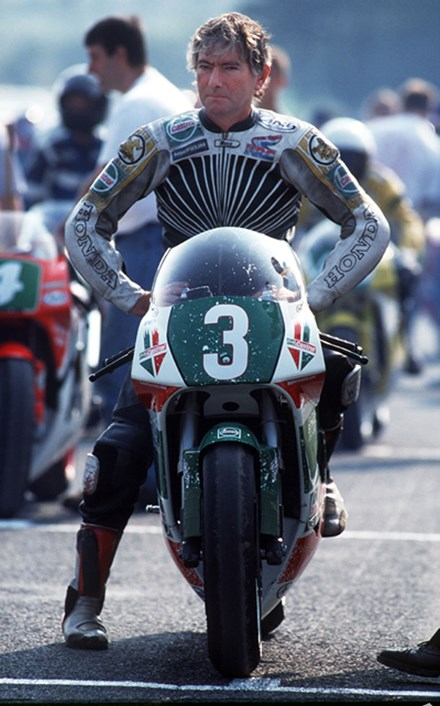 Joey Dunlop Grid Ulster 1995 - click to enlarge