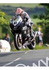 Cameron Donald Ballaugh Superbike Practice TT 2009