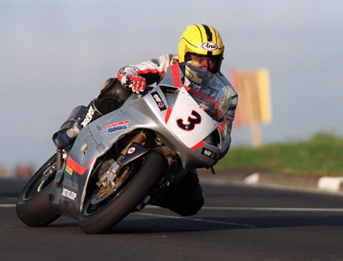 Joey Dunlop NW 200 1999 - click to enlarge