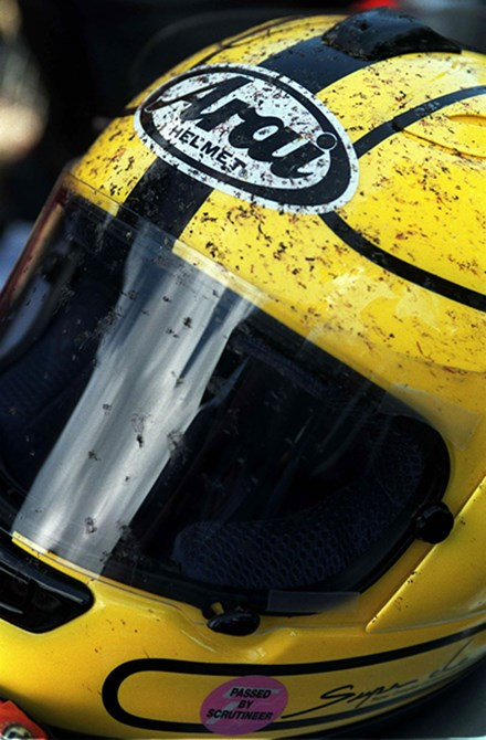 Joey Dunlop 1952-2000. A fly for every mile - click to enlarge