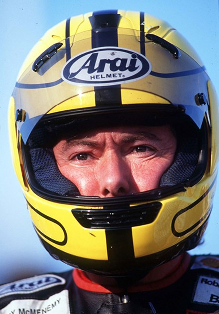 Joey Dunlop Ulster 1995 - click to enlarge
