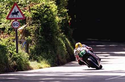 Joey Dunlop Ballaspur 1999 - click to enlarge