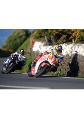 Martin & Anstey Tower Bends  Superstock Practice TT 2009