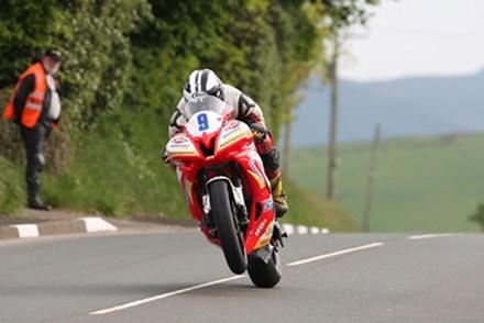 Michael Dunlop Lambfell 2010 1st Practice