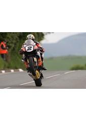 John McGuinness Lambfell 1st Practice 2010 TT