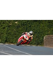 Michael Dunlop Greeba 2010 Thursday Practice