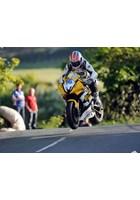 Adrian Archibald Ballaugh Bridge TT 2010 3rd Practice
