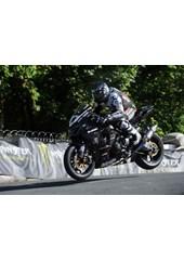 Bruce Anstey Ballaugh Bridge TT 2010 3rd Practice