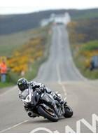 Bruce Anstey Creg ny Baa  TT 2010 2nd Practice