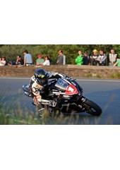 Bruce Anstey Gooseneck TT 2010 5th Practice