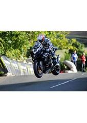 Cameron Donald Ballaugh Bridge TT 2010 3rd Practice