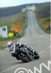 Cameron Donald Creg ny Baa TT 2010 2nd Practice