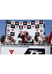McGuinness &  Rossi Superbike Podium TT 2009