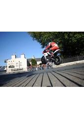 Dan Stewart Ballaugh Bridge TT 2010