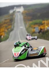 Dave Molyneux Creg ny Baa TT 2010 2nd Practice
