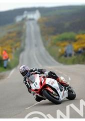 Gary Johnson Creg ny Baa TT 2010 2nd Practice