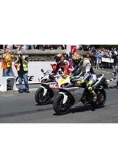 Rossi TT 2009 start line
