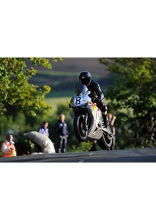 Guy Martin Superbike Ballaugh Bridge TT 2010
