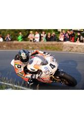 Ian Hutchinson Gooseneck TT 2010