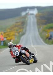 John McGuinness Creg ny Baa TT 2010