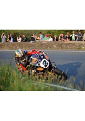 John McGuinness Goosneck TT 2010