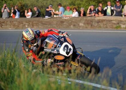 John McGuinness Goosneck TT 2010 - click to enlarge